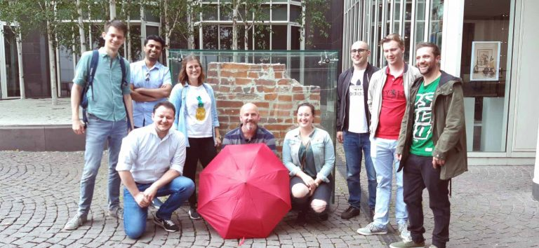free walking tour Düsseldorf