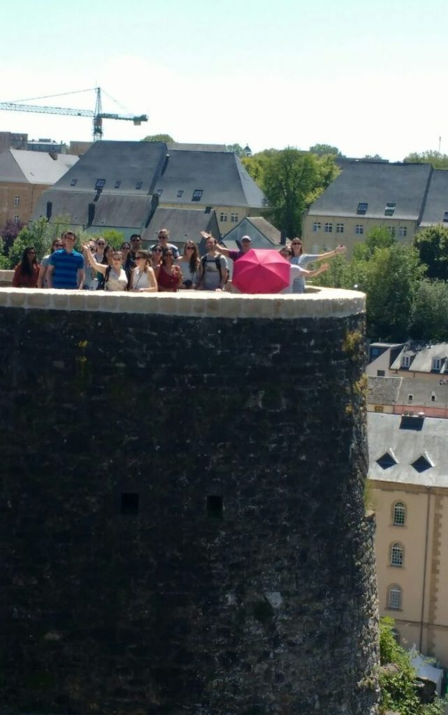 become a tour guide luxembourg