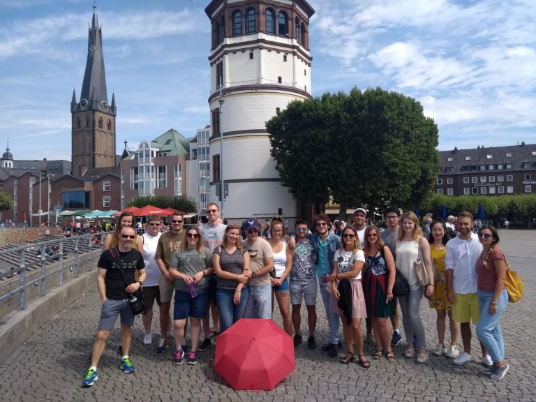 Free walking Tour Dusseldorf